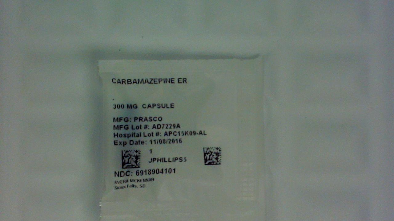 Carbamazepine Tegretol Package Insert