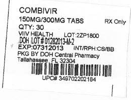 Zidovudine Iv Package Insert