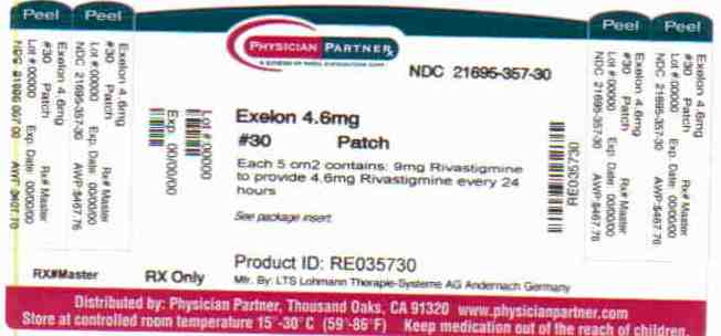 Exelon dis 4.6 mg 24