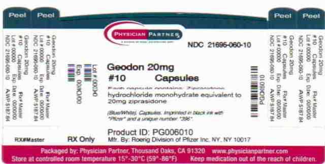 Geodon Overdose