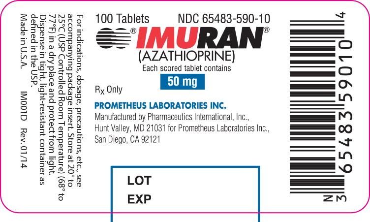 Imuran Full Prescribing Information