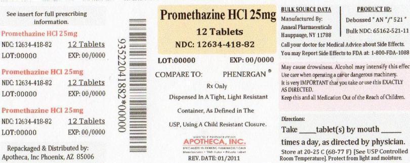 Phenergan Dm Pediatric Dosage
