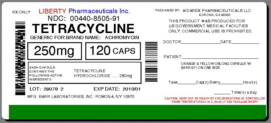 Tetracycline Hydrochloride Without Prescription