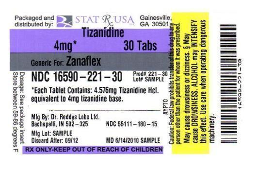 Zanaflex Dosage By Weight