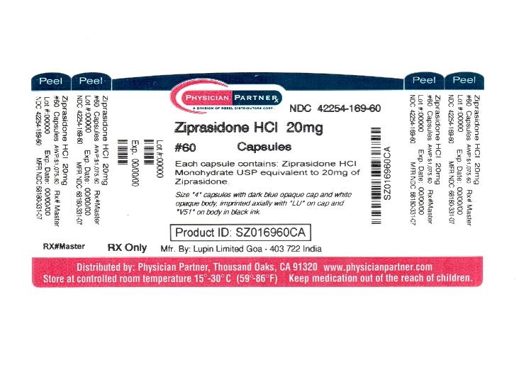 Ziprasidone Hcl Dosage